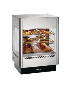 This is an image of a Lincat Seal Heated Food Merchandiser UMS50