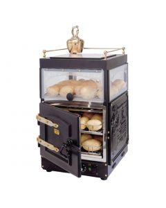 This is an image of a Queen Victoria Potato Oven
