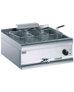 This is an image of a Lincat Electric Counter Top Fryer Single Tank 3 Baskets 6kW (Direct)
