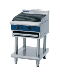 This is an image of a Blue Seal Natural Gas Barbecue Grill G594-NAT