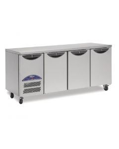 This is an image of a Williams 3 Door 545Ltr Counter Freezer LO3U-S3
