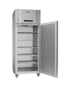 This is an image of a Gram Twin Cabinet Freezer 660 Ltr
