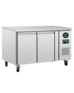 This is an image of a Polar Counter Freezer 282 Ltr
