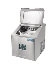 This is an image of a Polar Countertop Ice Machine 17kg Output