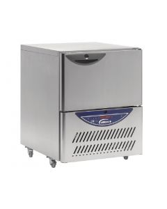 This is an image of a Williams Reach In Blast Chiller Freezer Stainless Steel 10kg WBCF10-S3