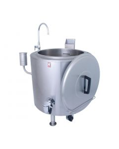 This is an image of a Falcon Dominator Natural Gas Boiling Pan G207890