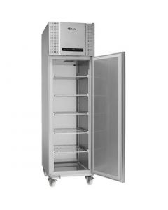 This is an image of a Gram EURO Commercial Freezer White 500Ltr