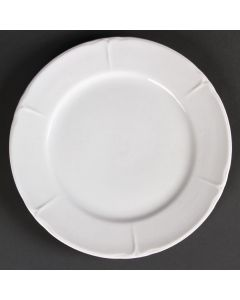 """This is an image of a Olympia Rosa Round Plate - 210mm 8 14"""" (Box 12)"""