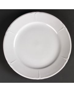 """This is an image of a Olympia Rosa Round Plate - 255mm 10"""" (Box 12)"""