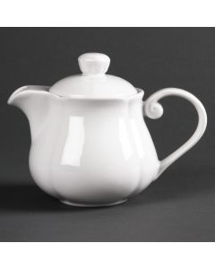 This is an image of a Olympia Rosa Teapot - 400ml 14oz (Box 4)