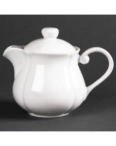 This is an image of a Olympia Rosa Teapot - 700ml 245oz (Box 4)
