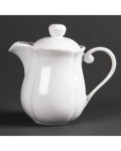 This is an image of a Olympia Rosa Coffee Pot - 240ml 85oz (Box 4)