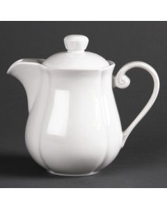 This is an image of a Olympia Rosa Coffee Pot - 500ml 175oz (Box 4)