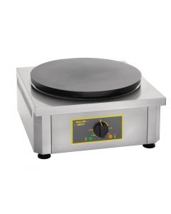 This is an image of a Roller Grill Single Electric Crepe Maker CSE400