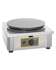 This is an image of a Roller Grill Single LPG Gas Crepe Maker CSG400