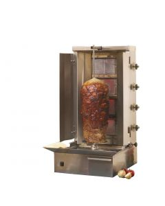 This is an image of a Roller Grill Gyros Grill - 14kW LPG Gas (Direct)