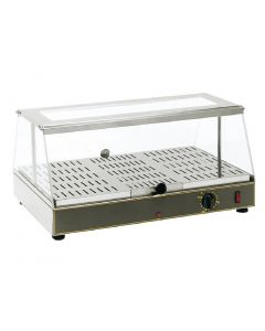This is an image of a Roller Grill Heated Food Display WD100