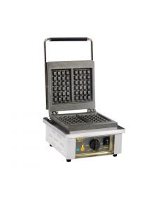 This is an image of a Roller Grill Single Belgian Waffle Maker GES20