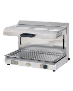 This is an image of a Roller Grill Rise and Fall Vitro Ceramic Salamander Electric Grill SEM 800VC