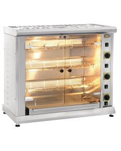 This is an image of a Roller Grill Electric Rotisserie RBE 120Q