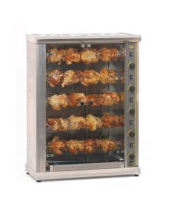 This is an image of a Roller Grill LPG Rotisserie RBG 200
