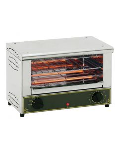 This is an image of a Roller Grill Electric Toaster Grill BAR 1000