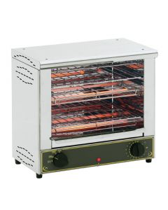 This is an image of a Roller Grill Electric 420(H)mm Toaster Grill BAR 2000