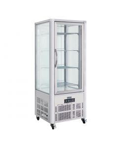 This is an image of a Polar Patisserie Display Cabinet 400 Ltr