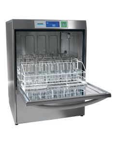This is an image of a Winterhalter Undercounter Warewasher UC-LE