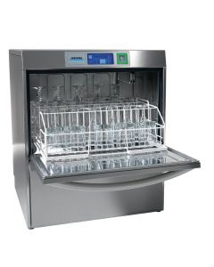 This is an image of a Winterhalter Undercounter Warewasher UC-ME