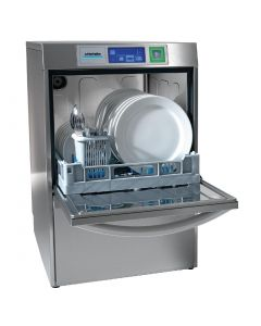 This is an image of a Winterhalter Undercounter Warewasher UC-SE