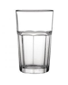 This is an image of a Olympia Toughened Orleans Tumbler - 425ml 15oz (Box 12)