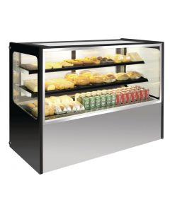 This is an image of a Polar Refrigerated Deli Showcase 400 Ltr