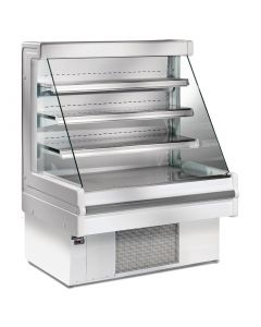 This is an image of a Zoin Mandy Low Profile Multi Deck Display Chiller 1000mm Wide