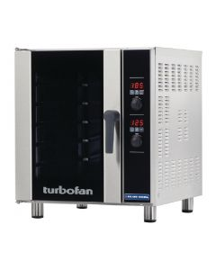 This is an image of a Blue Seal Turbofan Digital Convection Oven - 5 x 11 GN