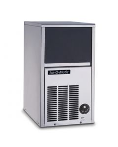 This is an image of a Ice-O-Matic Thimble Ice Maker 19kg Output ICEU36P