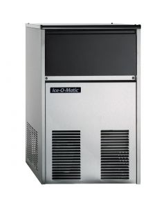 This is an image of a Ice-O-Matic Thimble Ice Maker 38kg Output ICEU66P