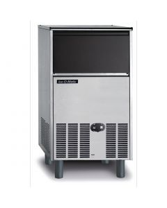 This is an image of a Ice-O-Matic Thimble Ice Maker 46kg Output ICEU106P