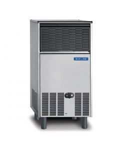 This is an image of a Ice-O-Matic Thimble Ice Maker 75kg Output ICEU146P