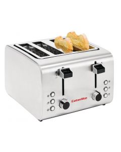 This is an image of a Caterlite 4 Slice Toaster