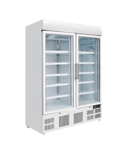 This is an image of a Polar Display Freezer with Light Box 920Ltr