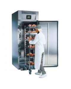 This is an image of a Foster 75kg15kg Roll-In Blast ChillerFreezer Remote Cabinet BCCFRI1