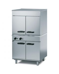 This is an image of a Lincat General Purpose Oven Two Tier LPG 900mm