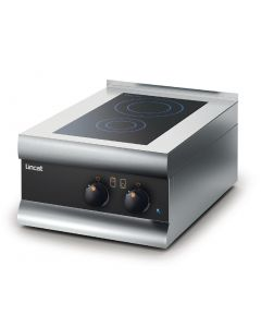 This is an image of a Lincat Silverlink 600 Twin Zone Induction Hob (Direct)