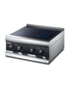 This is an image of a Lincat Silverlink 600 Four Zone Induction Hob (Direct)
