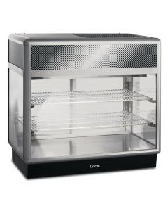 This is an image of a Lincat Seal 650 Rectangular Refrigerated Self Service Merchandiser 1000mm