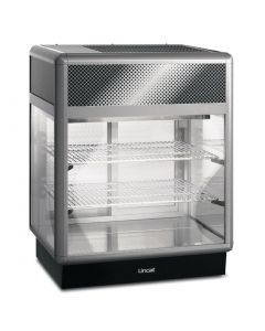 This is an image of a Lincat Seal 650 Rectangular Refrigerated Back Service Merchandiser 750mm
