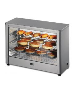 This is an image of a Lincat Seal Illuminated Pie Cabinet