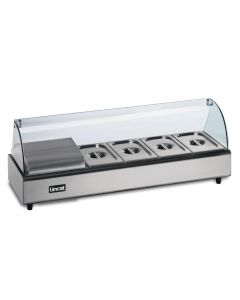 This is an image of a Lincat Seal Food Display Bar 4 x 13 GN