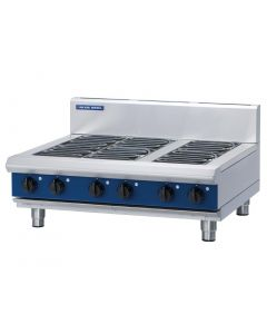 This is an image of a Blue Seal Evolution Cooktop 6Electric 900mm E516D-B